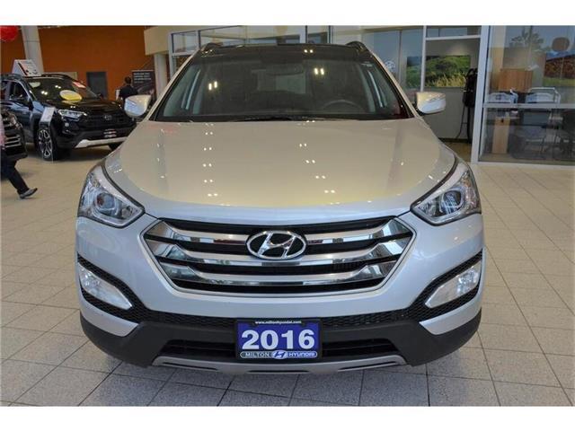 2016 Hyundai Santa Fe Sport  (Stk: 320031A) in Milton - Image 2 of 40