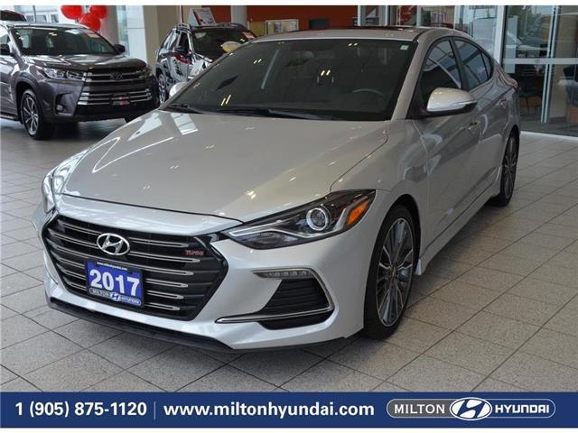 2017 Hyundai Elantra  (Stk: 401376) in Milton - Image 1 of 39