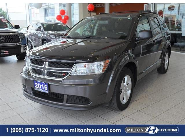 2016 Dodge Journey CVP/SE Plus (Stk: 147719) in Milton - Image 1 of 36