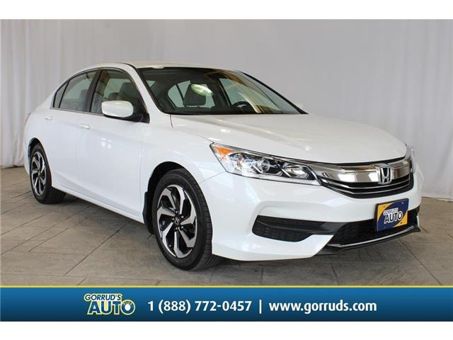 2016 Honda Accord LX (Stk: 800060) in Milton - Image 1 of 40