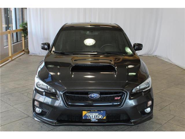 2015 Subaru WRX STI  (Stk: 809529) in Milton - Image 2 of 44