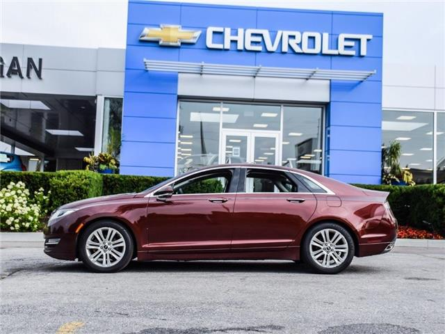 2016 Lincoln MKZ Hybrid Base (Stk: A632743) in Scarborough - Image 2 of 25