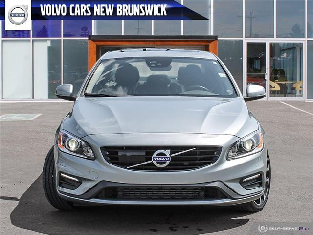 2018 Volvo S60 T5 Dynamic (Stk: V190300A) in Fredericton - Image 2 of 24