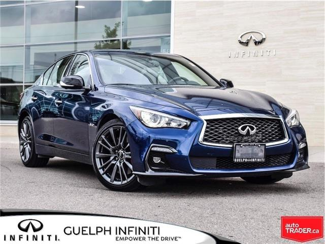 2018 Infiniti Q50  (Stk: I6939A) in Guelph - Image 1 of 30