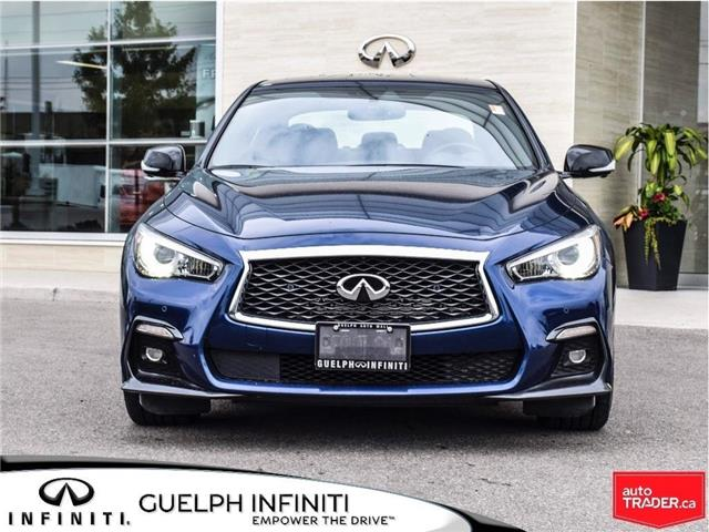 2018 Infiniti Q50  (Stk: I6939A) in Guelph - Image 2 of 30