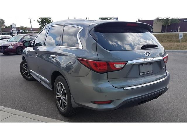 2017 Infiniti QX60 Base (Stk: I6995A) in Guelph - Image 2 of 4
