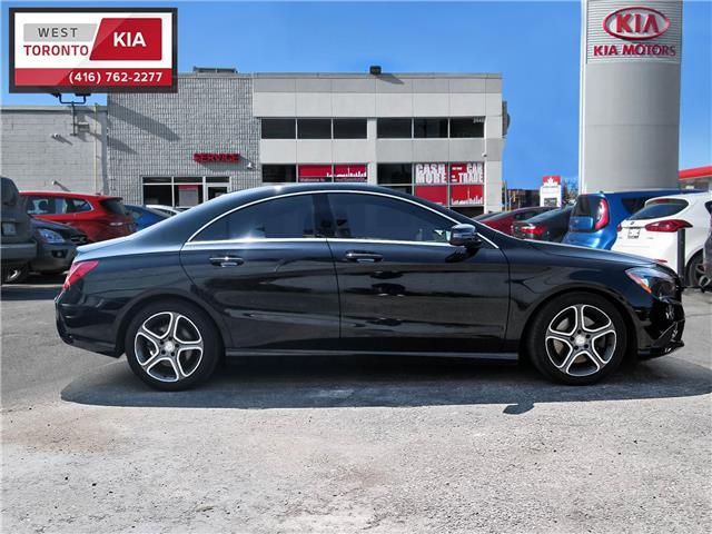 2016 Mercedes-Benz CLA-Class Base (Stk: P476) in Toronto - Image 2 of 16