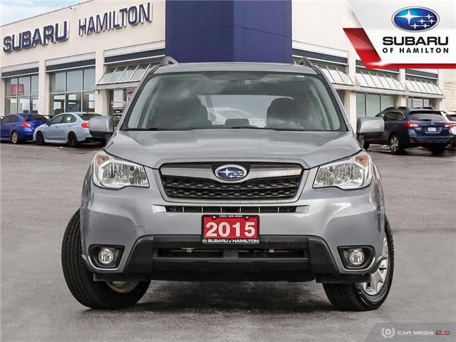 2015 Subaru Forester 2.5i Touring Package (Stk: U1480) in Hamilton - Image 2 of 27