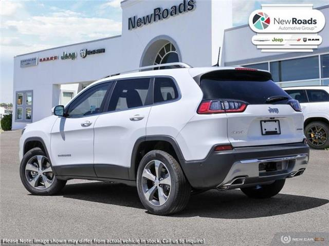 2019 Jeep Cherokee Limited (Stk: J19240) in Newmarket - Image 4 of 23