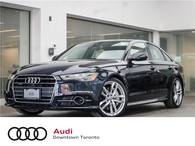 2018 Audi A6 3.0T Technik (Stk: 180755) in Toronto - Image 1 of 31