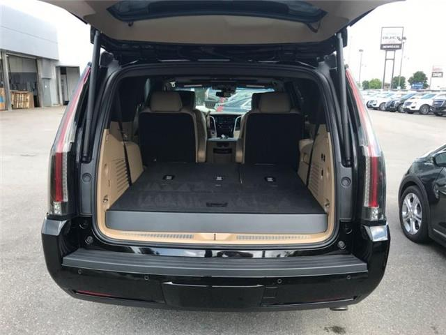 2019 Cadillac Escalade Platinum (Stk: R267853) in Newmarket - Image 10 of 22