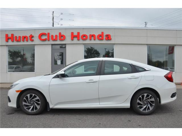 2016 Honda Civic EX (Stk: Z00517A) in Gloucester - Image 1 of 24