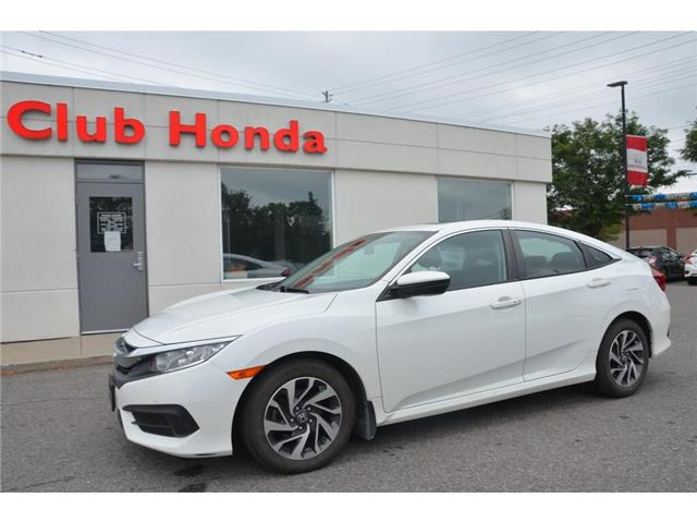 2016 Honda Civic EX (Stk: Z00517A) in Gloucester - Image 2 of 24