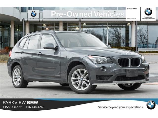 2015 BMW X1 xDrive28i (Stk: PP8698) in Toronto - Image 1 of 21