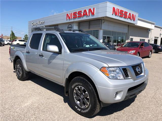 2019 Nissan Frontier PRO-4X (Stk: P2614) in Cambridge - Image 1 of 27