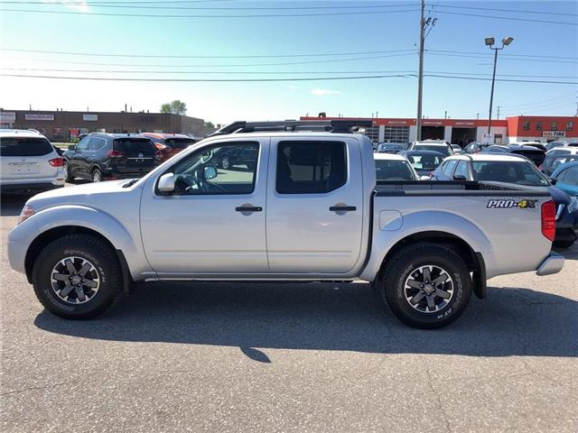 2019 Nissan Frontier PRO-4X (Stk: P2614) in Cambridge - Image 3 of 27