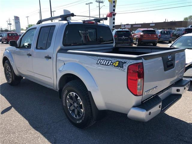 2019 Nissan Frontier PRO-4X (Stk: P2614) in Cambridge - Image 4 of 27
