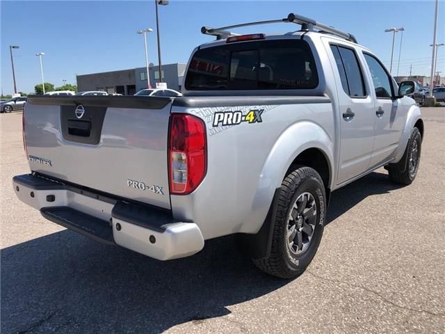 2019 Nissan Frontier PRO-4X (Stk: P2614) in Cambridge - Image 6 of 27