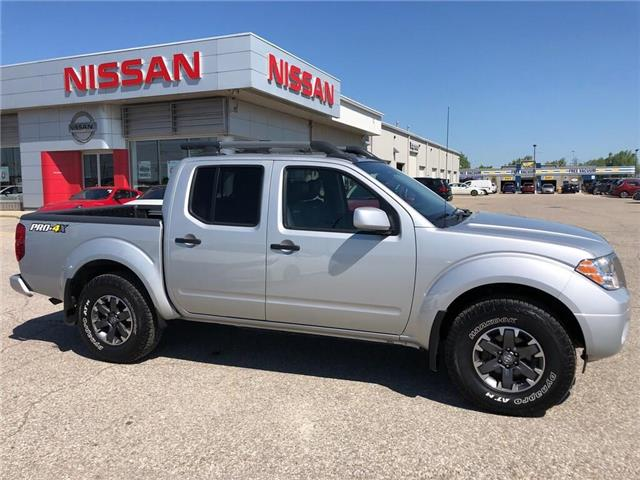 2019 Nissan Frontier PRO-4X (Stk: P2614) in Cambridge - Image 7 of 27