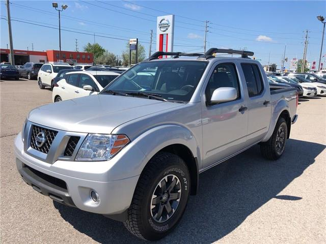 2019 Nissan Frontier PRO-4X (Stk: P2614) in Cambridge - Image 10 of 27