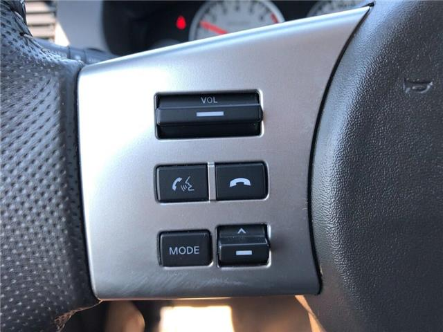 2019 Nissan Frontier PRO-4X (Stk: P2614) in Cambridge - Image 16 of 27