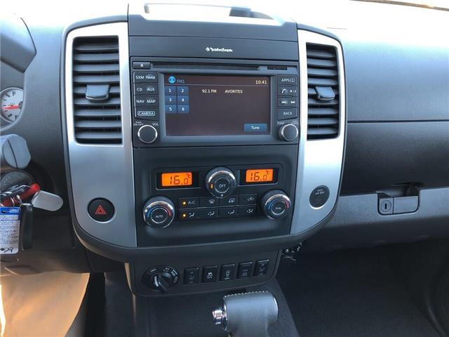 2019 Nissan Frontier PRO-4X (Stk: P2614) in Cambridge - Image 20 of 27