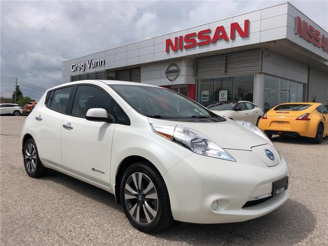2016 Nissan LEAF SV (Stk: P2637) in Cambridge - Image 1 of 28