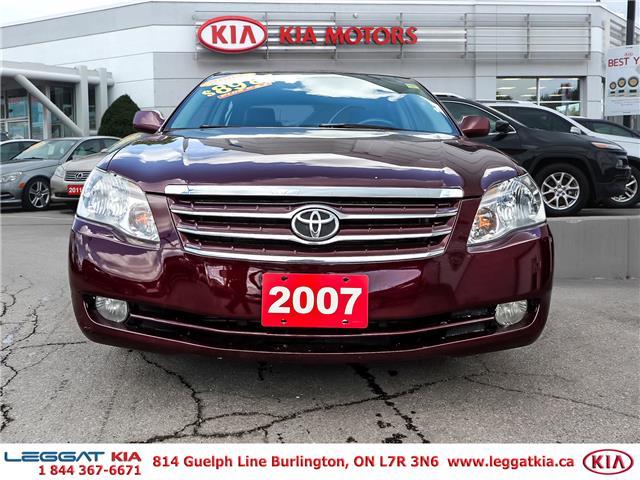 2007 Toyota Avalon XLS (Stk: W0121A) in Burlington - Image 2 of 22