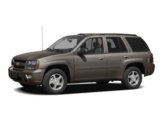 2008 Chevrolet TrailBlazer LT1 (Stk: 089748) in Coquitlam - Image 1 of 2