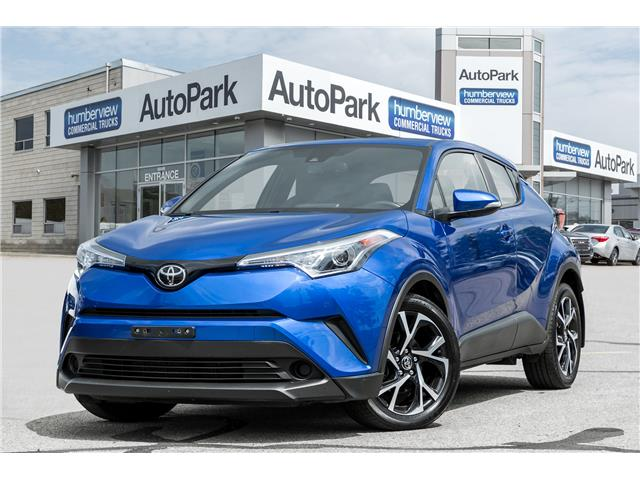 2018 Toyota C-HR XLE (Stk: ) in Mississauga - Image 1 of 18