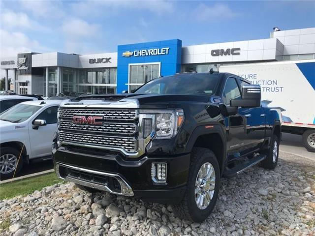 2020 GMC Sierra 2500HD Denali (Stk: F106266) in Newmarket - Image 1 of 23