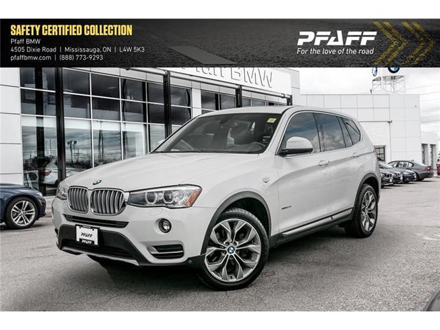 2016 BMW X3 xDrive28i (Stk: 21913A) in Mississauga - Image 1 of 21