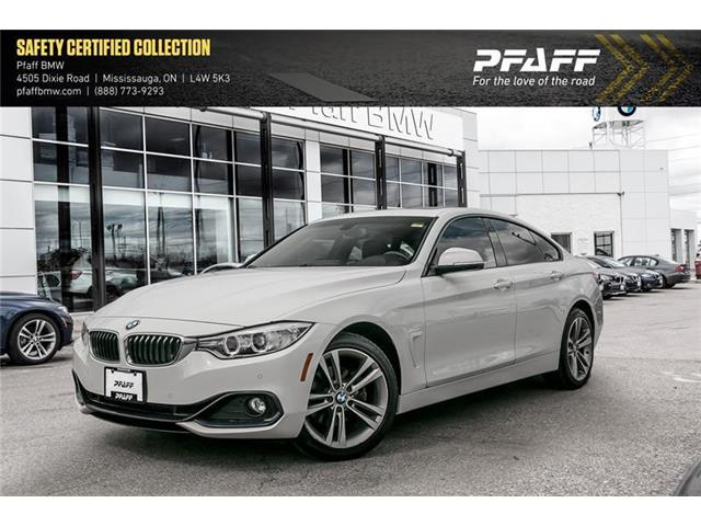 2016 BMW 428i xDrive Gran Coupe (Stk: U5620) in Mississauga - Image 1 of 22
