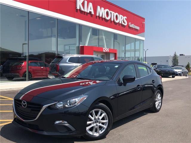 2016 Mazda Mazda3 Sport GS (Stk: P2296) in Gatineau - Image 1 of 24