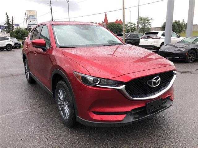 2018 Mazda CX-5 GS (Stk: 19P036) in Kingston - Image 7 of 16