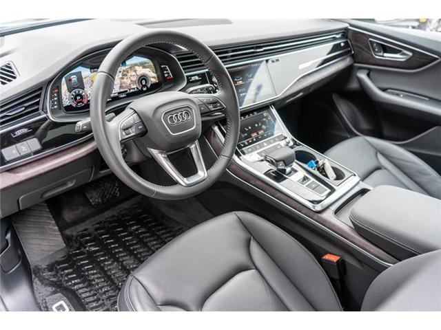 2019 Audi Q8 55 Progressiv (Stk: N5000) in Calgary - Image 9 of 17