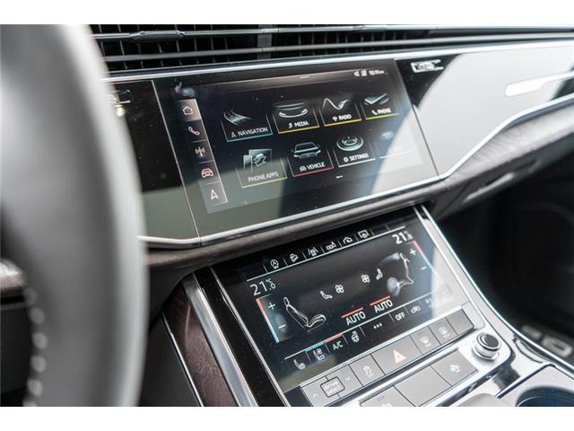 2019 Audi Q8 55 Progressiv (Stk: N5000) in Calgary - Image 12 of 17