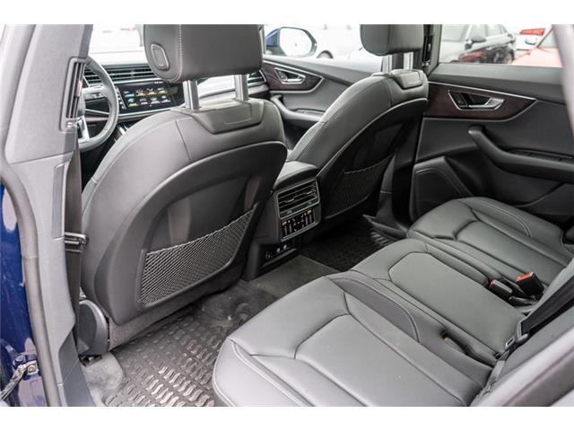 2019 Audi Q8 55 Progressiv (Stk: N5000) in Calgary - Image 14 of 17