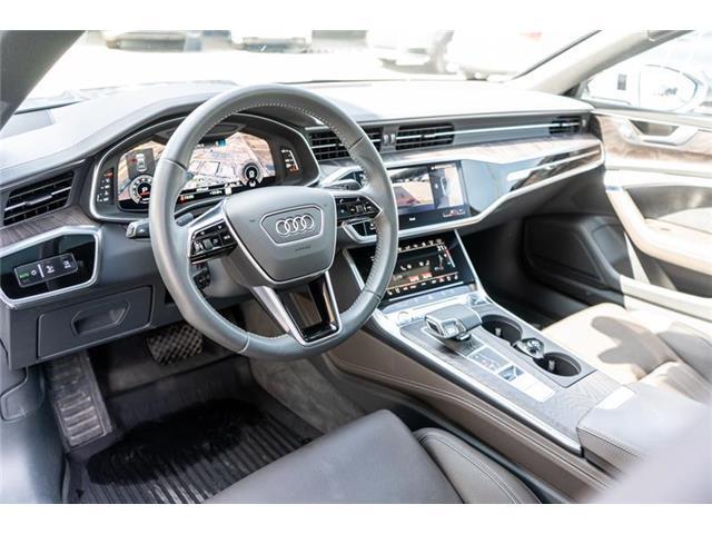 2019 Audi A7 55 Technik (Stk: N5012) in Calgary - Image 9 of 17