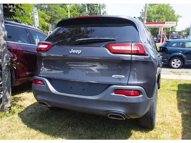 2016 Jeep Cherokee North (Stk: T5258) in Niagara Falls - Image 6 of 20