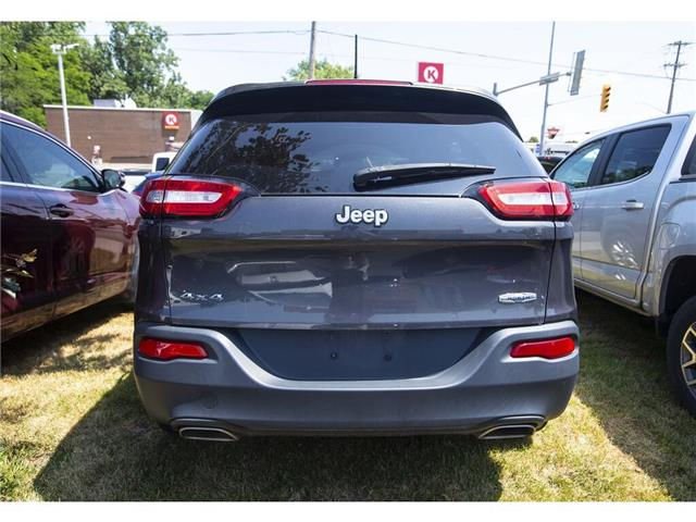 2016 Jeep Cherokee North (Stk: T5258) in Niagara Falls - Image 7 of 20