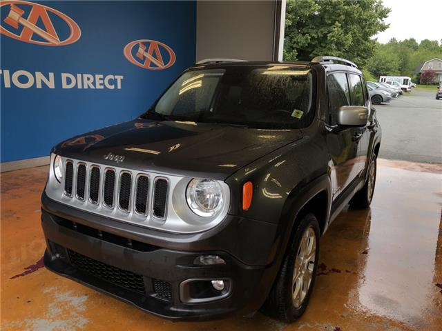 2017 Jeep Renegade Limited (Stk: 17-F52924) in Lower Sackville - Image 1 of 17