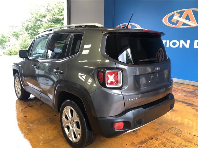 2017 Jeep Renegade Limited (Stk: 17-F52924) in Lower Sackville - Image 3 of 17