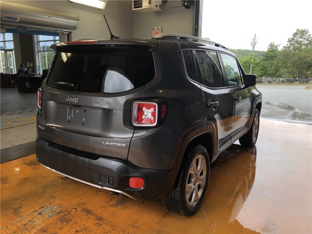 2017 Jeep Renegade Limited (Stk: 17-F52924) in Lower Sackville - Image 4 of 17