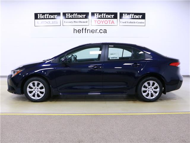 2020 Toyota Corolla LE (Stk: 200091) in Kitchener - Image 2 of 3