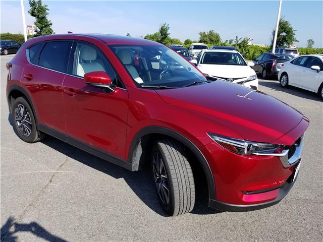 2018 Mazda CX-5 GT (Stk: 089E1287) in Ottawa - Image 7 of 27