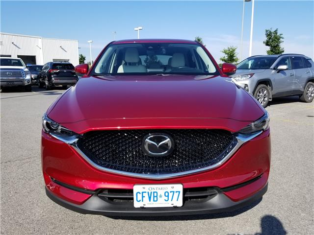 2018 Mazda CX-5 GT (Stk: 089E1287) in Ottawa - Image 8 of 27