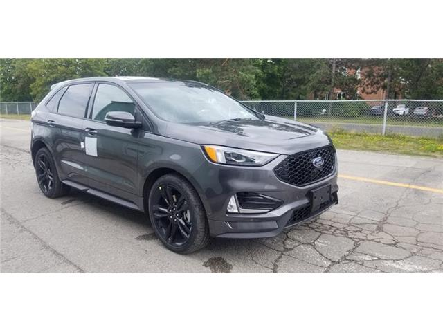2019 Ford Edge ST (Stk: 19ED2618) in Unionville - Image 1 of 18