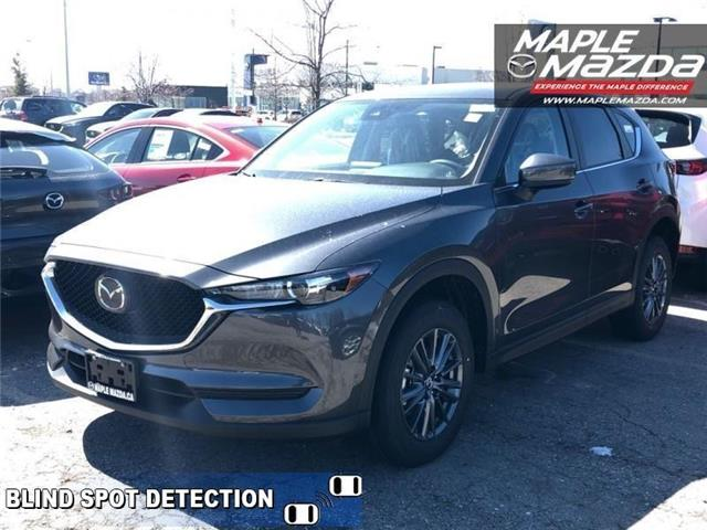 2019 Mazda CX-5 GS (Stk: 19-170) in Vaughan - Image 1 of 5