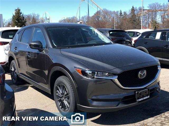 2019 Mazda CX-5 GS (Stk: 19-170) in Vaughan - Image 3 of 5